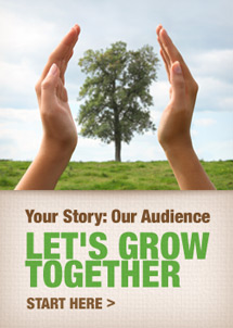Your Story: Our Audience