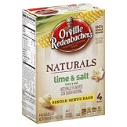 Orville Redenbacher's® Naturals Microwave Popping Corn (Lime & Salt)
