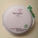berryplus™ Laundry Soap in microdoses