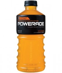Powerade® (Fire Orange)