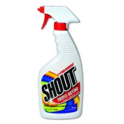 Shout®  Triple Acting Stain Remover