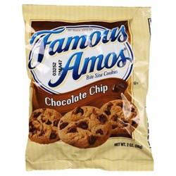 Keebler®  Famous Amos®  Bite Size Cookies (chocolate chip)