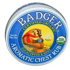 Badger® Aromatic Chest Rub