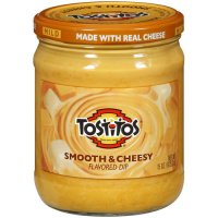 Tostitos® Smooth & Cheesy Flavored Dip