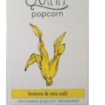 Quinn Popcorn (Lemon & Sea Salt)