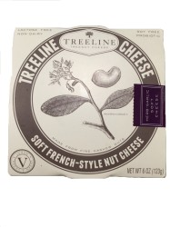 Treeline® Treenut Cheese Soft French-Style Nut Cheese (Herb-Garlic)