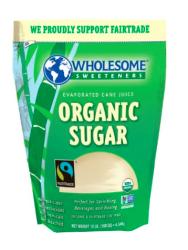 Wholesome® Sweetners Evaporated Cane Juice Organic Sugar