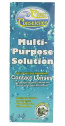 Clear Conscience Multi-Purpose Saline Solution
