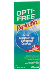 Opti-Free® Replenish Multi-Purpose Solution
