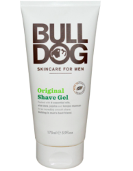 Bulldog Natural Skincare Original Shave Gel