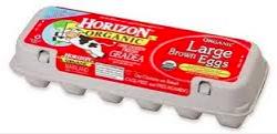 Horizon Organic Large Brown Eggs