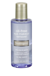 Neutrogena® Cleansing Oil-Free Eye Makeup Remover
