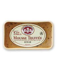 Les Trois Petits Cochons™ Mousse Truffle (Pork and Chicken Liver Mousse with Truffles)