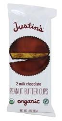 Justin's® Organic Peanut Butter Cups