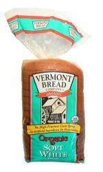 Vermont Bread Company® Organic Soft White Bread