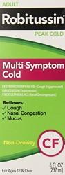 Robitussin® Peak Cold Multi-symptom Cold CF