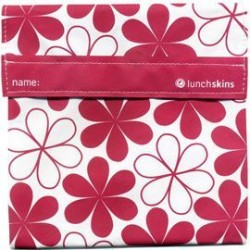 Lunchskins® Reusable Sandwich and Snack Baggie