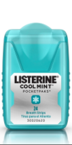 Listerine Pocket Packs® Oral Care Strips