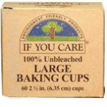 If You Care® Large Baking Cups