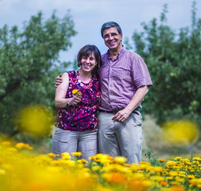 Company Founder - Ara & Anahit Markosian