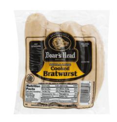 Boar's Head Bratwurst